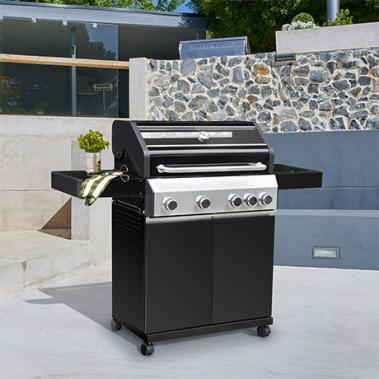 Gasgrill Monthey IV S