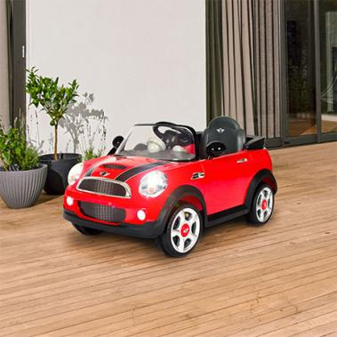 Rollplay Mini Cooper S 6V