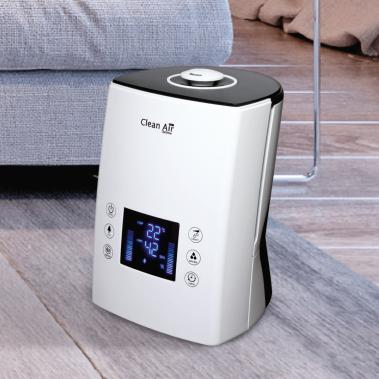 Clean Air Optima® Luftbefeuchter CA-606 mit Ionisator