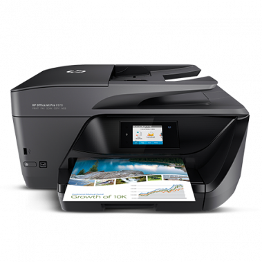 Drucker HP OfficeJet Pro 6970