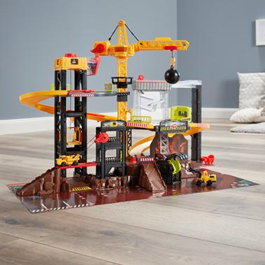 Dickie Toys Construction Playset